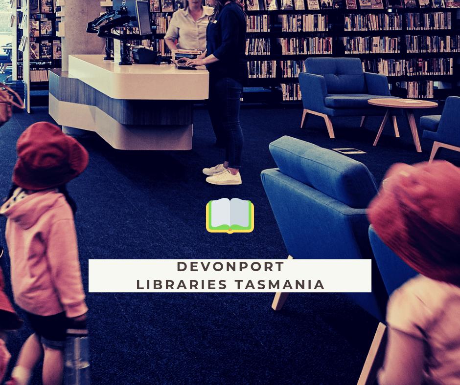 Library Children