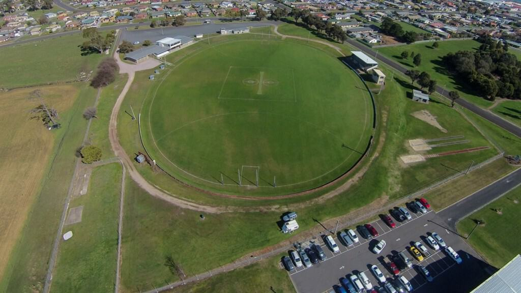 Girdlestone Park East Devonport -Little Athletics and AFL