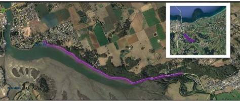 Coastal Pathway Contribution – Part 1 2 Ambleside to Latrobe