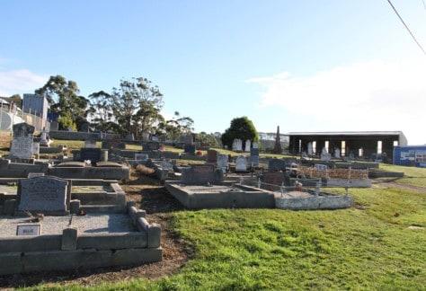 Congregational Cemetery/Don Cemetery