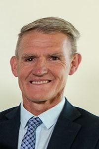 Councillor Leon Perry ni