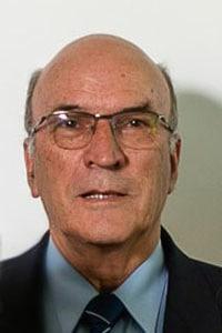 Councillor Peter Hollister ni