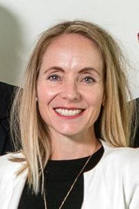 Councillor Sally Milbourne ni