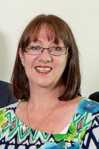 Deputy Mayor, Councillor Alison Jarman Ni