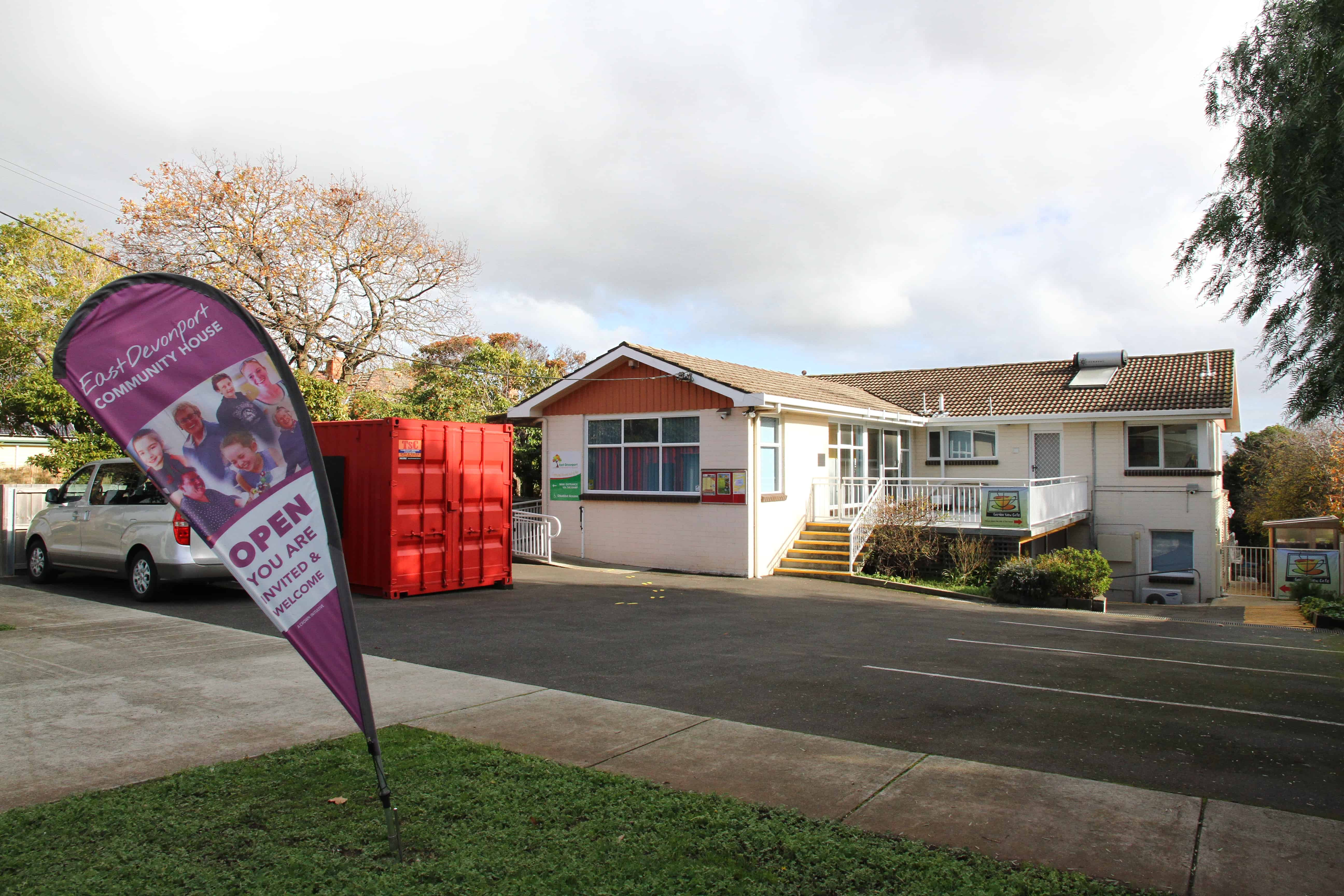 East Devonport Community House