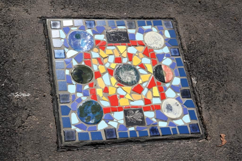 Mary Binks Wetlands Community Mosaic Project 2