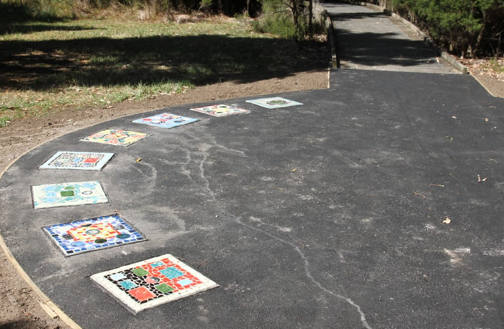 Mary Binks Wetlands Community Mosaic Project 2020 1