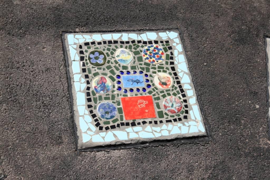 Mary Binks Wetlands Community Mosaic Project 4