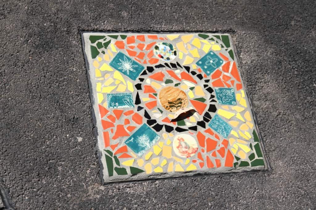 Mary Binks Wetlands Community Mosaic Project 5