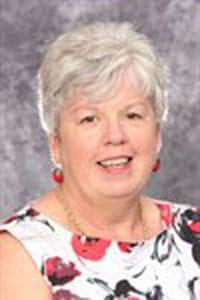 Mayor Councillor Annette Rockliff Ni