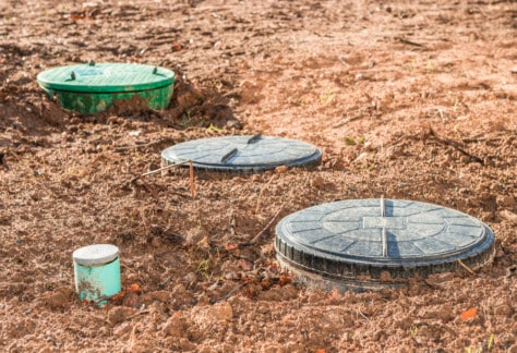 Water Waste Septic