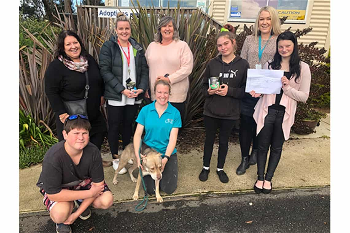 Parmi Day raised $335 for local dog charities