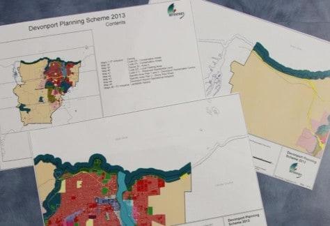 Planning Scheme & Zoning Maps