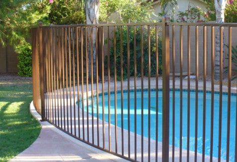 pool fencing safety