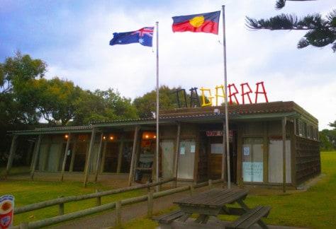 tiagarra aboriginal museum devonport
