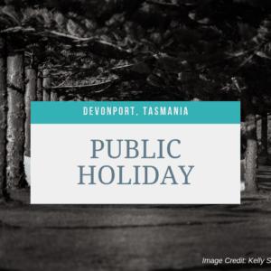 Public Holiday ANZAC