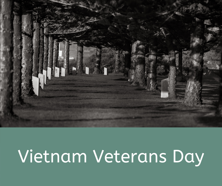 Vietnam Veterans Day 1