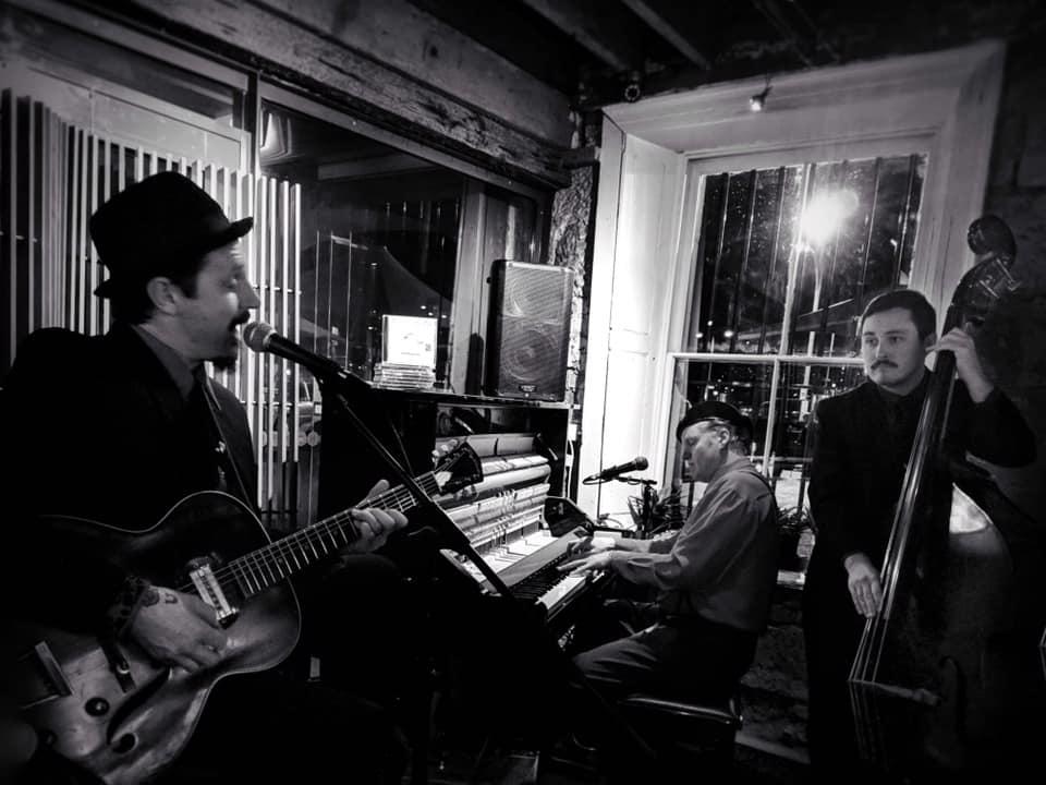 A reunion planned for Yesterday's Gentlemen at Devonport Jazz