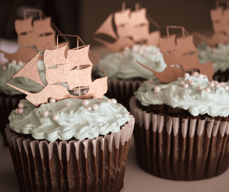 Julie Burgess: Chocolate Cupcake Day