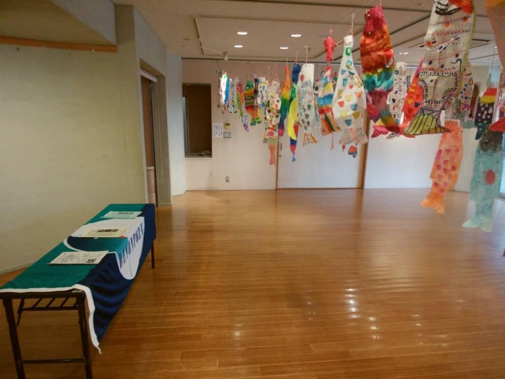 Koinobori on display in Minamata 3