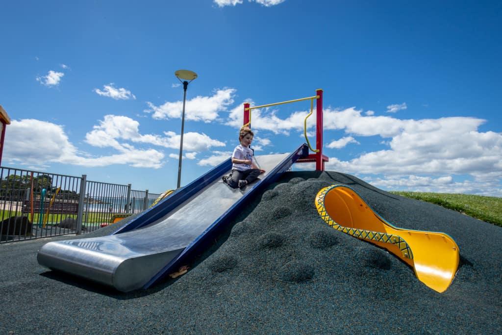 2021 The Bluff Playground 9