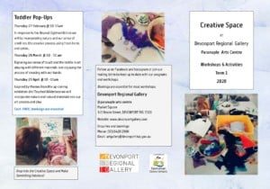 2020 Term 1 flyer creative space Page 2