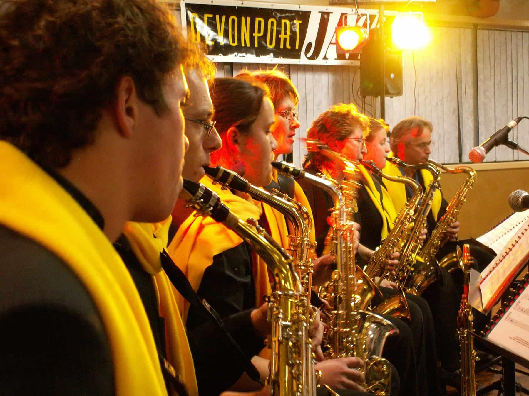 Devonport Jazz cancelled for 2020