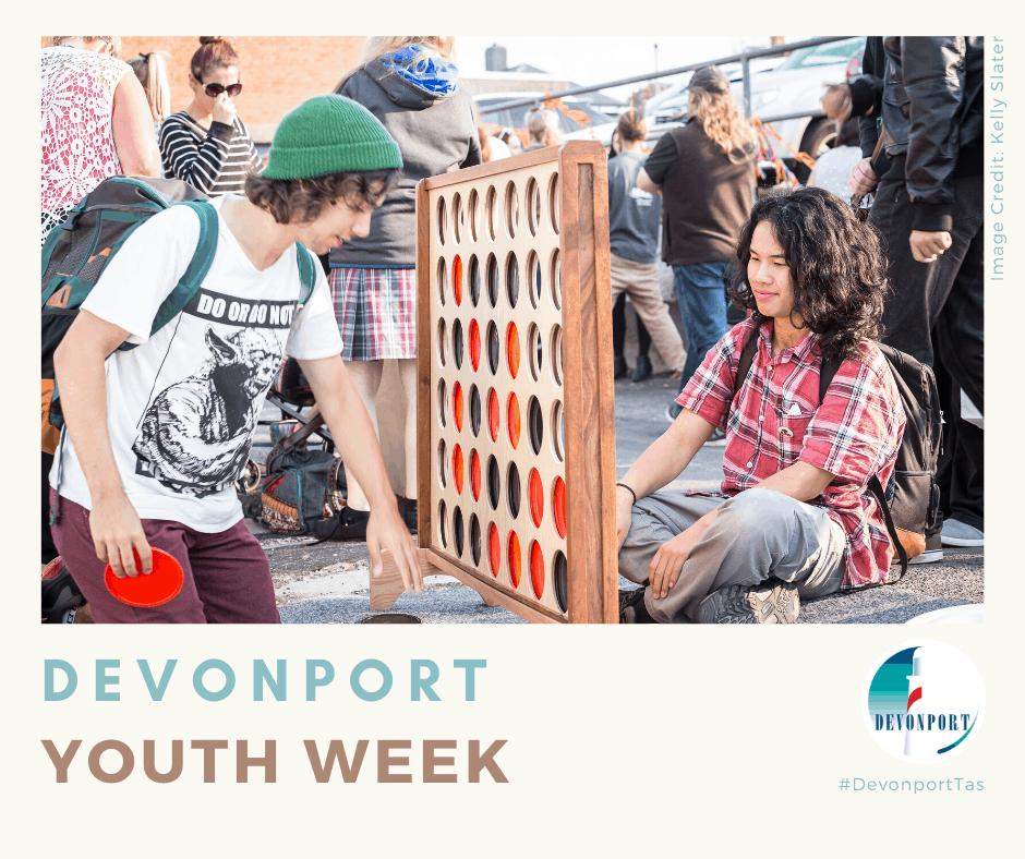 Devonport Youth Week