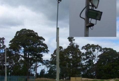 201819 Maidstone Park – replace ground lighting