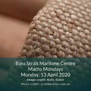 BSMC Maco Mondays 13 April 2020
