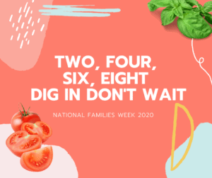Families Week FB image