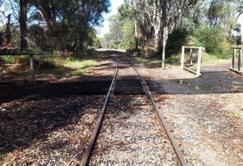 POS Don Reserve Pedestrian Rail Crossing Upgrades
