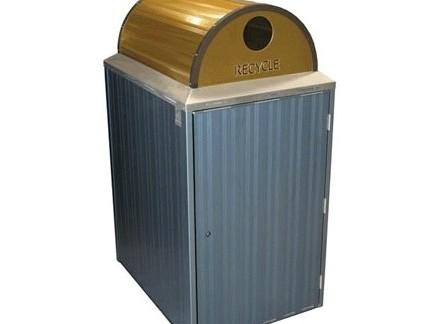 POS Installation of Public Recycling Bins