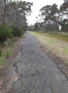 POS Path renewal Don Reserve – Nicholls St to James St2