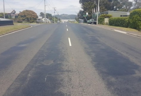 TRANS Devonport road reconstruction – McLeod Avenue to saleyard road