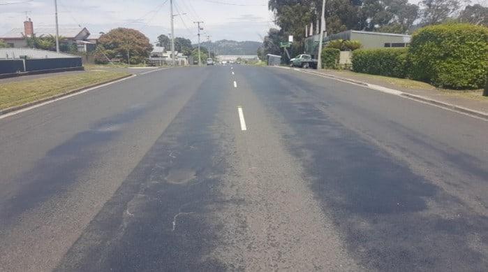 Devonport Road reconstruction – McLeod Avenue to Saleyard Road