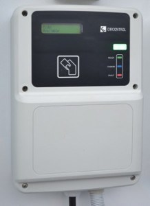 TRANS Electric vehicle charging station1