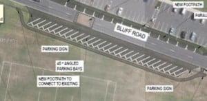 TRANS Mersey Bluff Precinct – Traffic Pedestrian and Parking Improvements – Stage 3 1