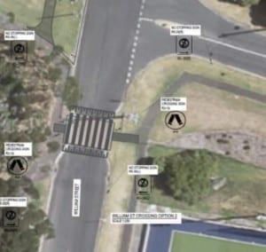 TRANS Mersey Bluff Precinct – Traffic Pedestrian and Parking Improvements – Stage 3 2