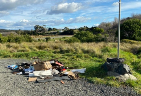 Illegal Dumping of Rubbish Don Heads Sunday 16 August 2020