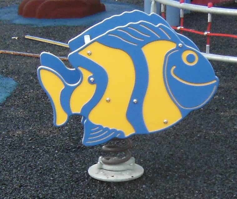 ECM 34787 v1 E000036 Spring Rocker Clown Fish jpg