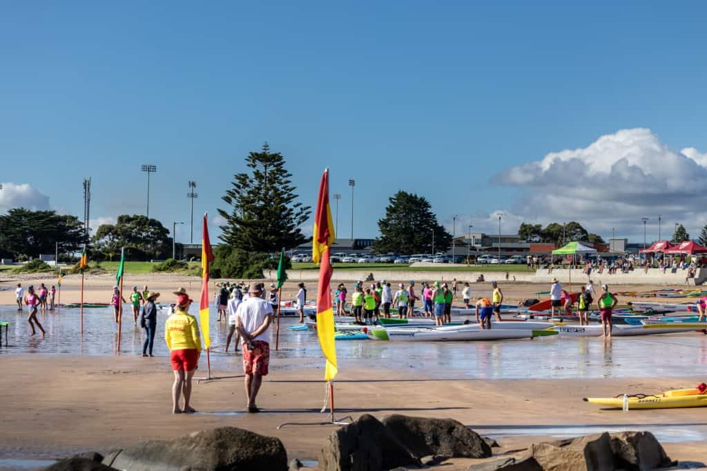 2021 Bluff Beach. Devonport Surf Club. Image Credit Kelly Slater 11