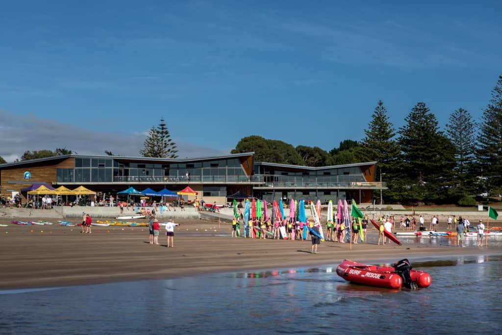 2021 Bluff Beach. Devonport Surf Club. Image Credit Kelly Slater 5