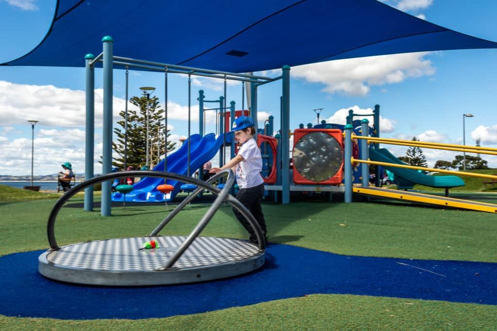 2021 The Bluff Playground 19