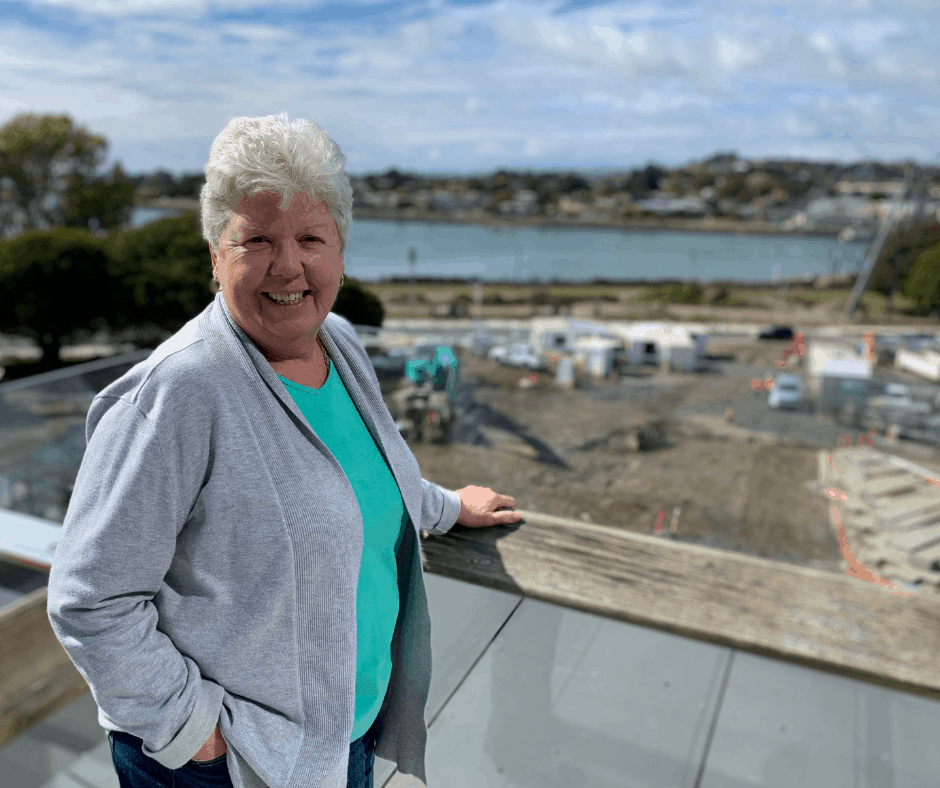 Devonport Mayor Annette Rockliff has revealed the Devonport City Council's election funding priorities today.