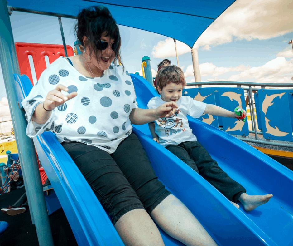 2021 Devonport Mersey Bluff Playground