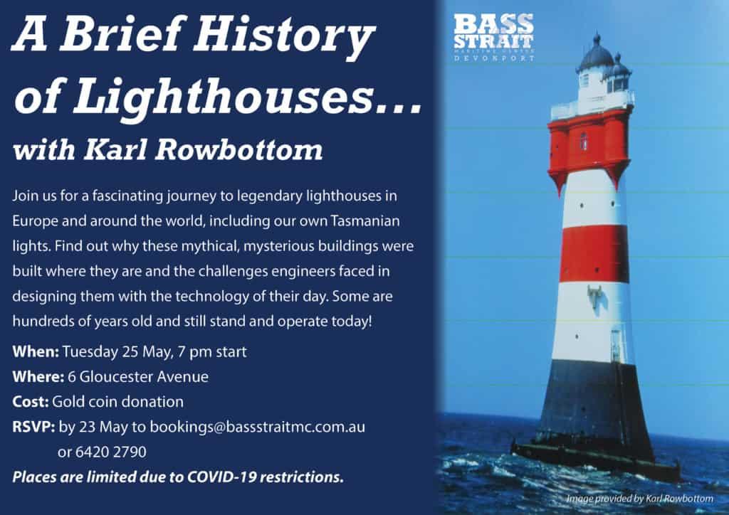 Maritime and Heritage Talks KR lighthouses