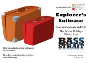 Explorers Suitcase