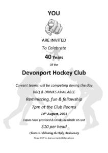Hockey Invite