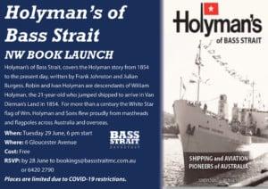 Holymans Book Launch 1